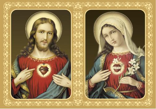 Act of Reparation Sacred Immaculate Heart, Precious Blood