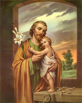 Ancient Novena to St. Joseph