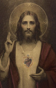 Most Sacred Heart of Jesus, by Chambers