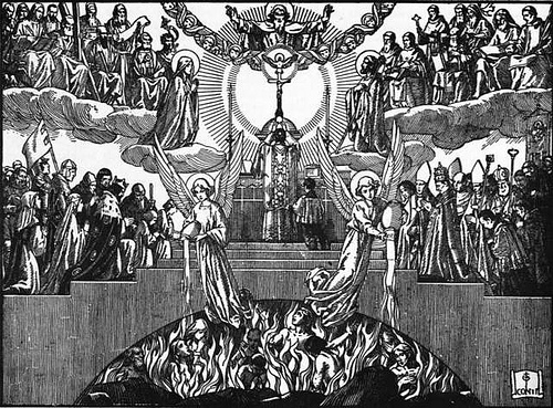 Holy Sacrifice of the Mass for the Poor Souls in Purgatory